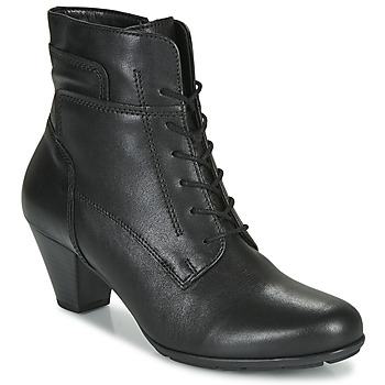Shoes Women Ankle boots Gabor 5564427 Black