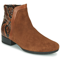 Shoes Women Ankle boots Gabor 5271235 Camel