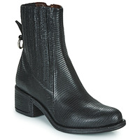 Shoes Women Mid boots Airstep / A.S.98 OPEA CHELS Black