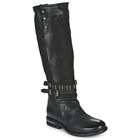 Shoes Women Boots Airstep / A.S.98 TEAL HIGH Black