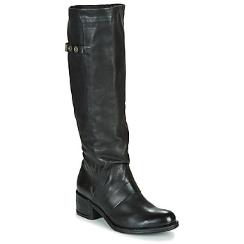 Shoes Women Boots Airstep / A.S.98 OPEA HIGH Black