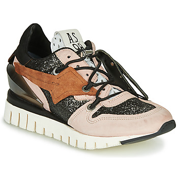 Shoes Women Low top trainers Airstep / A.S.98 DENASTAR Pink