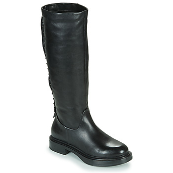 Shoes Women Boots Mjus MORGANA HIGH Black