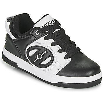 Shoes Children Wheeled shoes Heelys VOYAGER Black / White