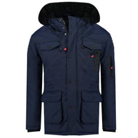 material Boy Parkas Geographical Norway ALCALINE BOY Marine