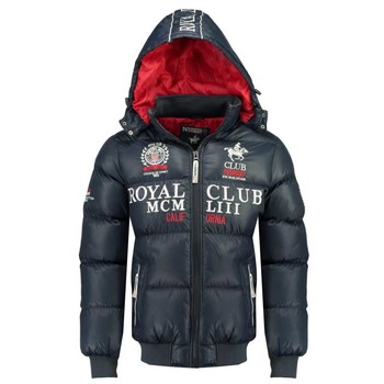 material Boy Duffel coats Geographical Norway AVALANCHE BOY Marine