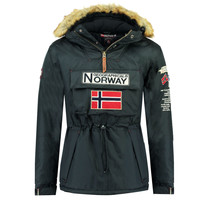 material Boy Parkas Geographical Norway BARMAN BOY Marine