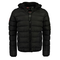 material Boy Duffel coats Geographical Norway BOMBE BOY Black
