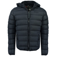 material Boy Duffel coats Geographical Norway BOMBE BOY Marine