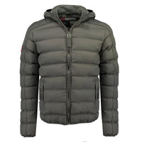 material Boy Duffel coats Geographical Norway BOMBE BOY Grey
