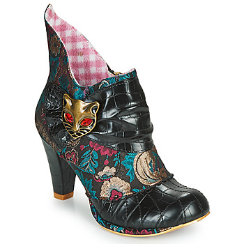 Shoes Women Ankle boots Irregular Choice MIAOW Black