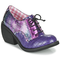 Shoes Women Derby shoes Irregular Choice TIPPLE Violet