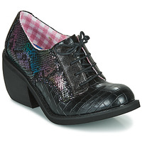 Shoes Women Derby shoes Irregular Choice TIPPLE Black
