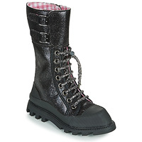 Shoes Women Mid boots Irregular Choice ROASTY TOASTY Black