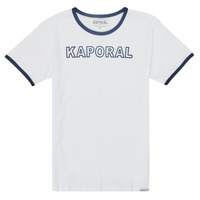 material Boy short-sleeved t-shirts Kaporal ONYX White