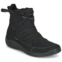 Shoes Women Mid boots Romika Westland MONTPELLIER 01 Black