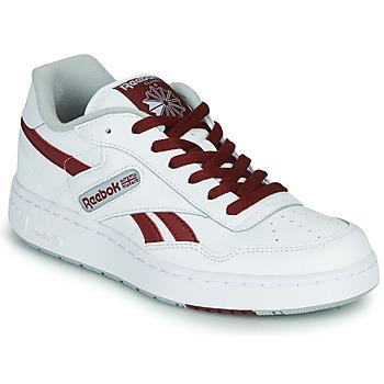 Shoes Low top trainers Reebok Classic BB 4000 White / Bordeaux
