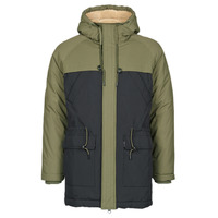 material Men Parkas Oxbow M2JONKA Green / Black