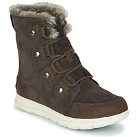 Shoes Women Mid boots Sorel SOREL EXPLORER JOAN Brown