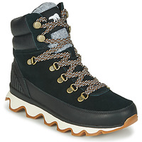 Shoes Women Mid boots Sorel KINETIC CONQUEST Black