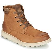 Shoes Men Mid boots Sorel MADSON™ II MOC TOE WP Brown