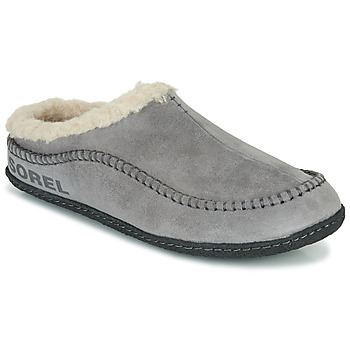 Shoes Men Slippers Sorel LANNER RIDGE Grey