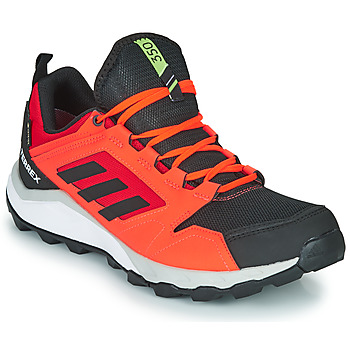 Shoes Men Running shoes adidas Performance TERREX AGRAVIC TR G Red / Black