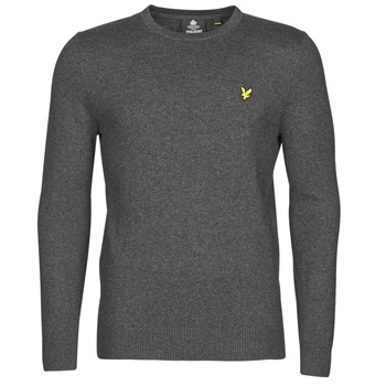 material Men jumpers Lyle & Scott KN400VC Grey