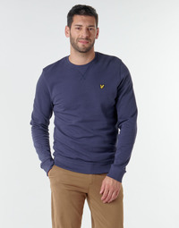 material Men sweaters Lyle & Scott ML424VTR Marine