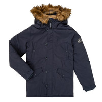 material Boy Parkas Teddy Smith ASTIER Marine