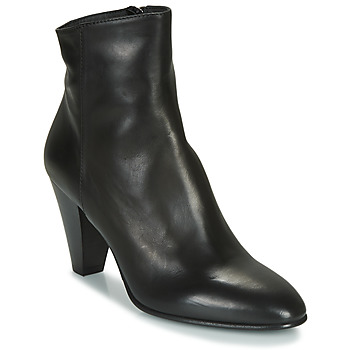Shoes Women Ankle boots Fru.it ROMA Black