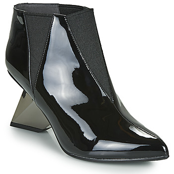 Shoes Women Ankle boots United nude LUCID ROCKIT Black