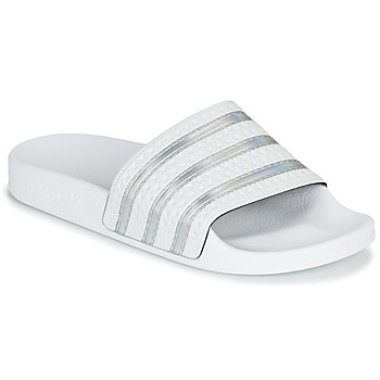Shoes Women Sliders adidas Originals ADILETTE W White