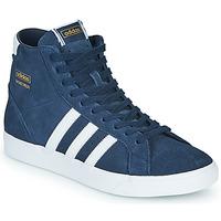 Shoes High top trainers adidas Originals BASKET PROFI Blue
