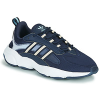 Shoes Women Low top trainers adidas Originals HAIWEE W Blue / White