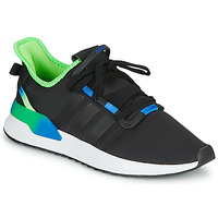 Shoes Men Low top trainers adidas Originals U_PATH RUN Black / Green