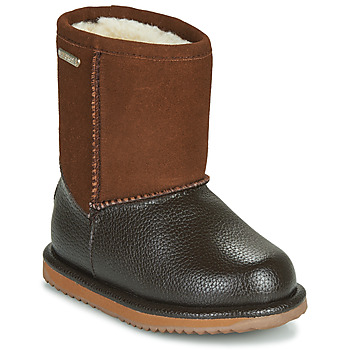 Shoes Children Mid boots EMU TRIGG Brown