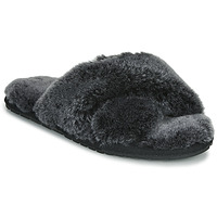 Shoes Women Slippers EMU MAYBERRY FROST Black
