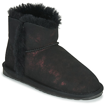 Shoes Women Mid boots EMU STINGER MICRO SPRAY Black
