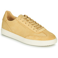 Shoes Men Low top trainers Claé DEANE Camel