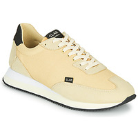 Shoes Men Low top trainers Clae RUNYON Beige / Grey