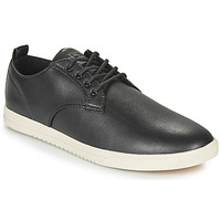 Shoes Men Low top trainers Clae ELLINGTON VEGAN Black
