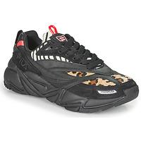 Shoes Women Low top trainers Fila RUSH F WMN Black