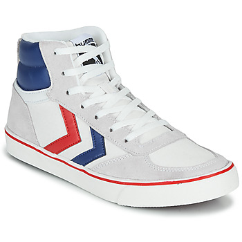 Shoes High top trainers Hummel STADIL HIGH OGC 3.0 White / Blue / Red
