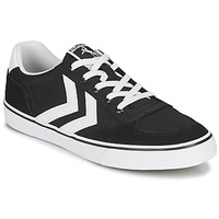 Shoes Low top trainers Hummel STADIL LOW OGC 3.0 Black / White