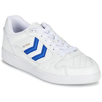 Shoes Low top trainers Hummel HB TEAM White / Blue
