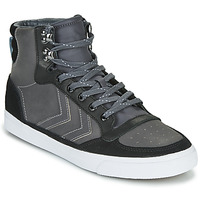 Shoes High top trainers Hummel STADIL WINTER Black / Grey