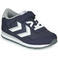 Shoes Children Low top trainers Hummel REFLEX JR Blue