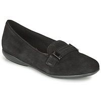 Shoes Women Ballerinas Geox ANNYTAH Black