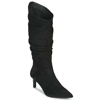 Shoes Women Boots Geox BIBBIANA Black